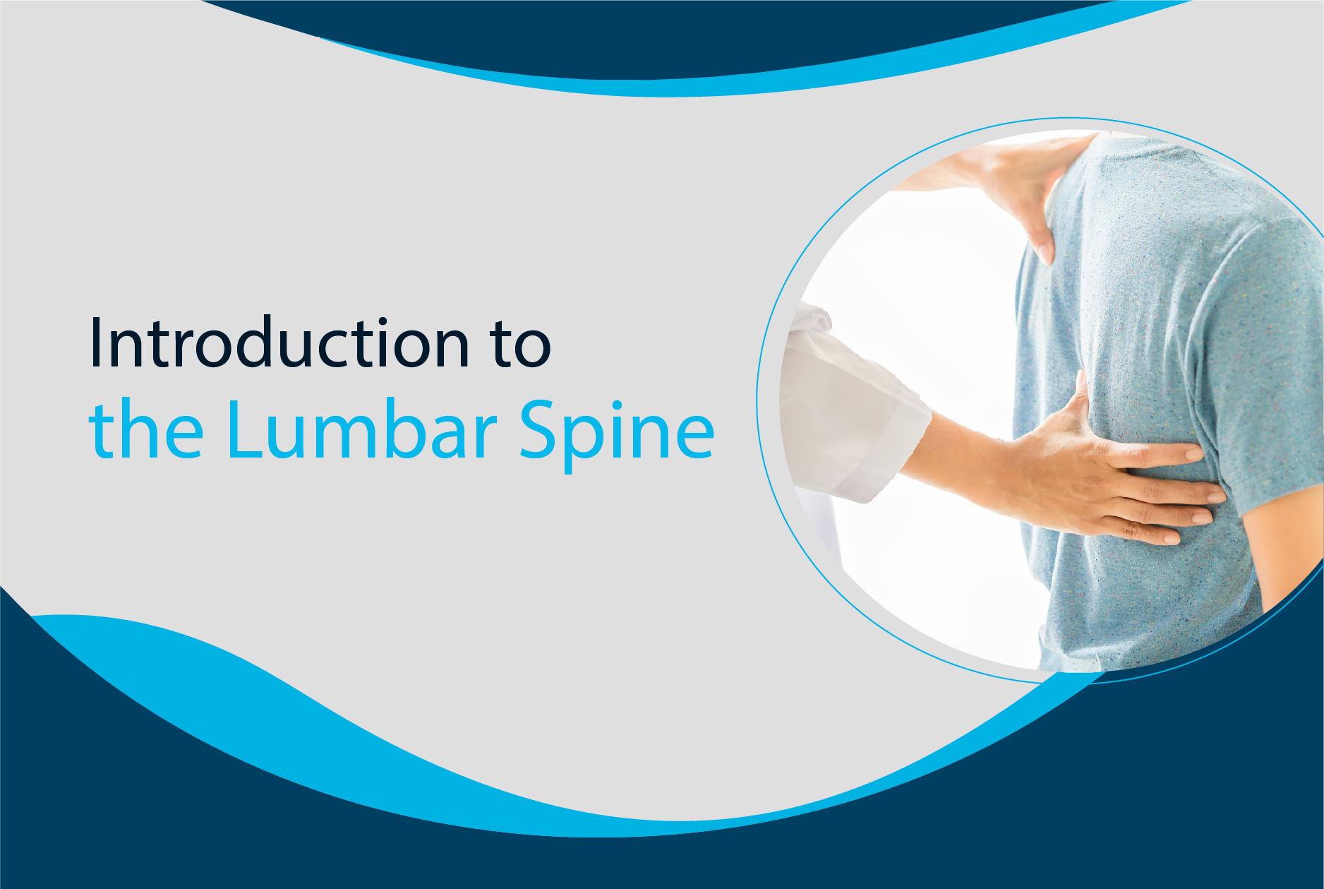 Introduction to the Lumbar Spine